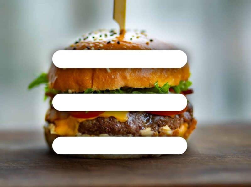 hamburger menu website navigatie