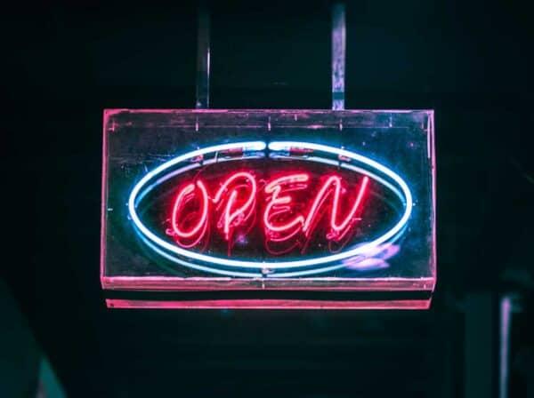 Pak uit met je opening openings event