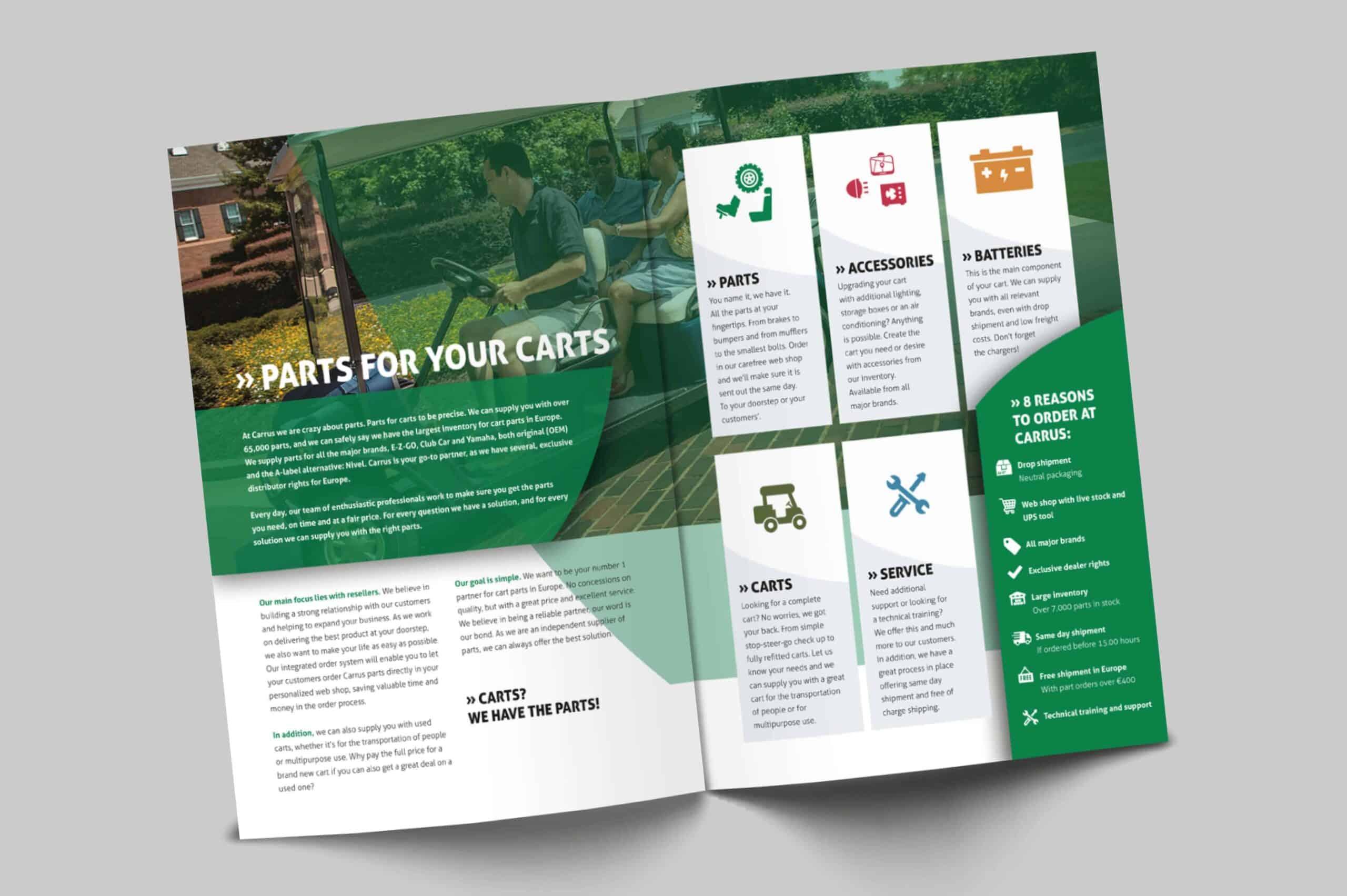 Carrus corporate story effectgroep