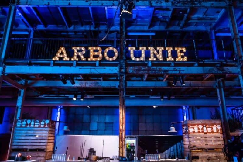 effectgroep - Arbo Unie Personeelsfeest