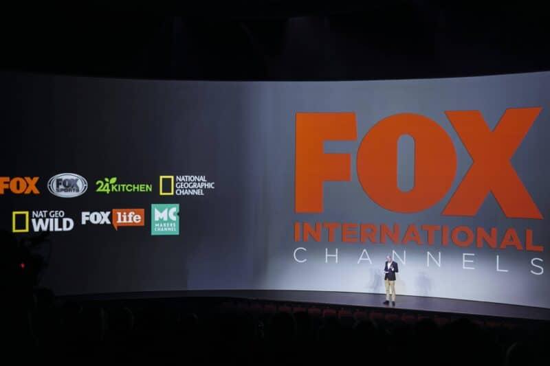 FOX - Najaarspresentatie - Corporate event