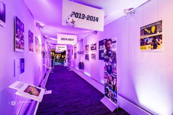 Fox Sports - 10 jaar eredivisie - Corporate event