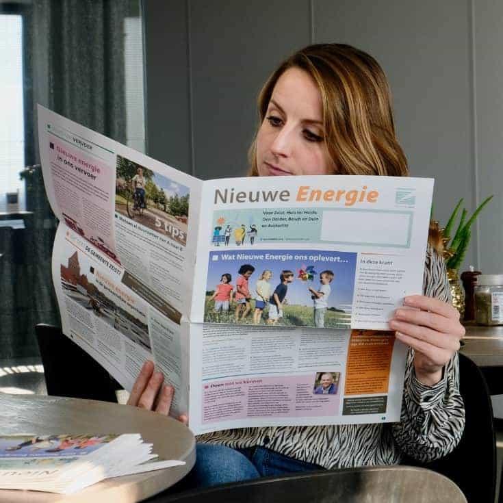 Gemeente Zeist - Energietransitie krant