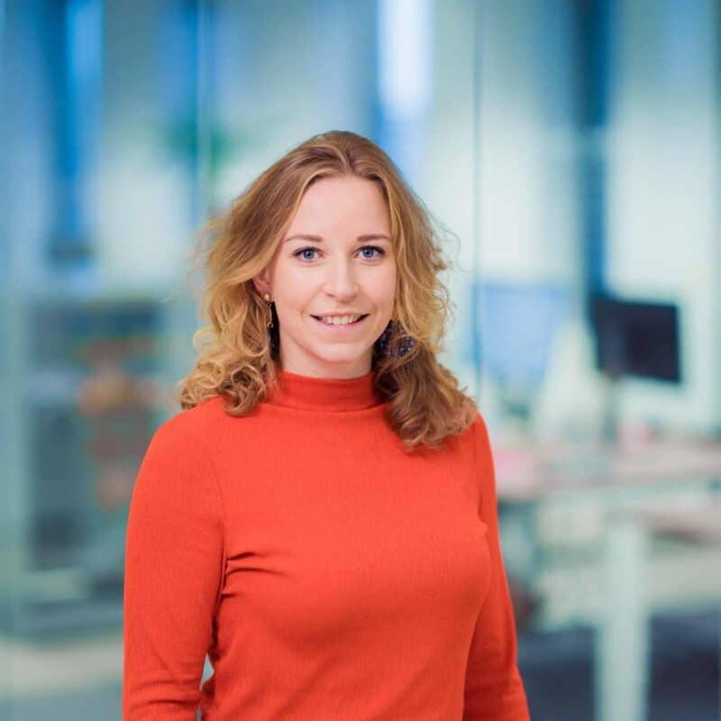 Margriet Verweij - Commercieel manager - effectgroep