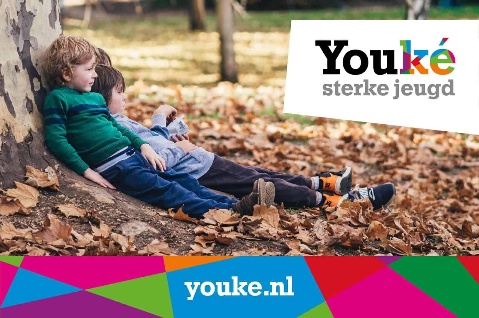 Youké huisstijl poster