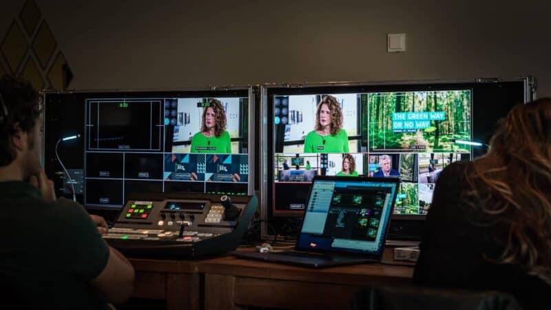 Rolande - The Green Way or No Way Talks - Editing