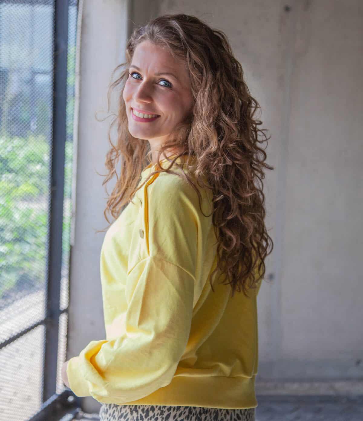 Kirsten - head of creative - effectgroep