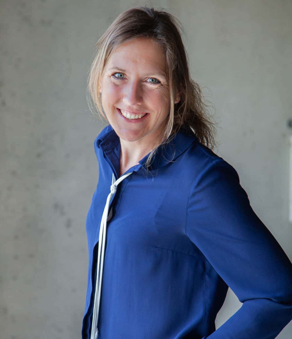 Sandra Teune - project manager - effectgroep